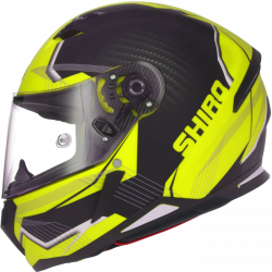 SHIRO SH-890 Matt Black/Yellow