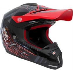 RIEJU MX-305 drac röd/svart
