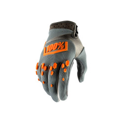 100% Airmatic - Gloves Grey