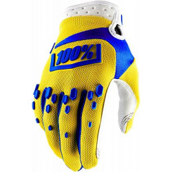 100% AIRMATIC GLOVE- YELLOW