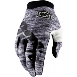 100% !TRACK GLOVE - HEATHER