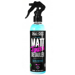 MOTORCYCLE MATT FINISH DETAILER 250ML