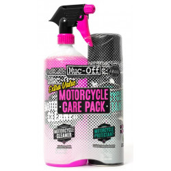 MOTORCYCLE CARE DUO KIT