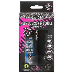 VISOR, LENS & GOGGLE CLEANING KIT