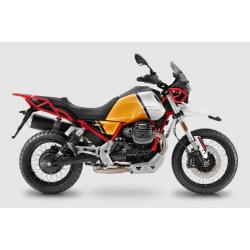 Moto Guzzi V85 TT GIALLO MOJAVE
